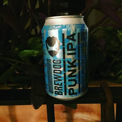 Brewdogofficial trying for the first time
