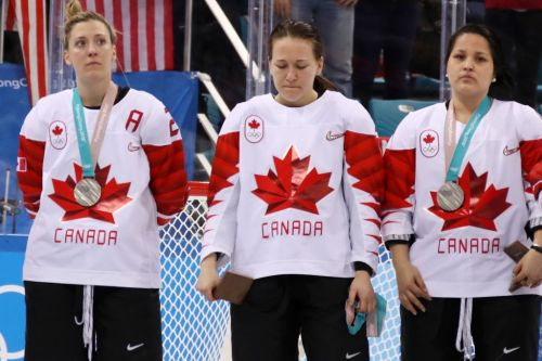 This Canadian hockey player was not interested in a silver Olympic medal