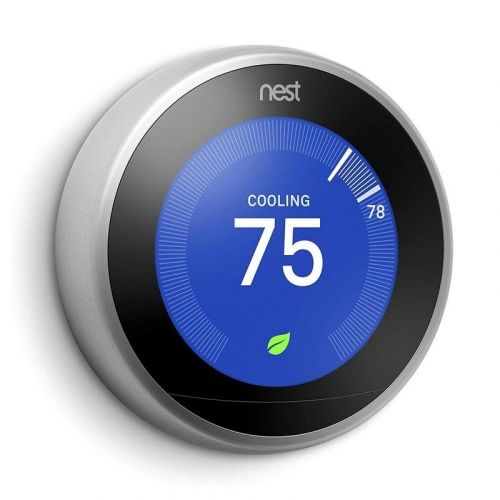 Warm up with this fire Google Nest Thermostat deal for Cyber Monday