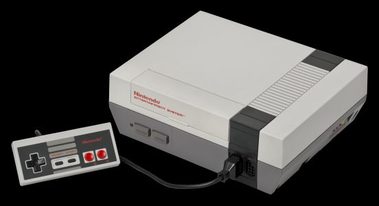 Nintendo is bringing back its classic NES controller for the Switch, but now it's wireless - take a look