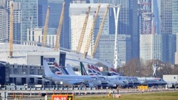 London City Airport back to business after successful detonation of Second World War bomb