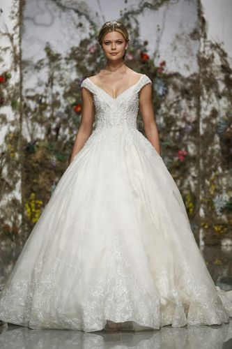 Morilee by Madeline Gardner Fall / Winter 2019 NYFW: Bridal Runway Show