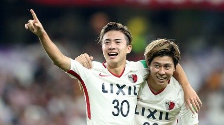 Japan's Kashima Antlers set up Real Madrid semi-final at FIFA Club World Cup