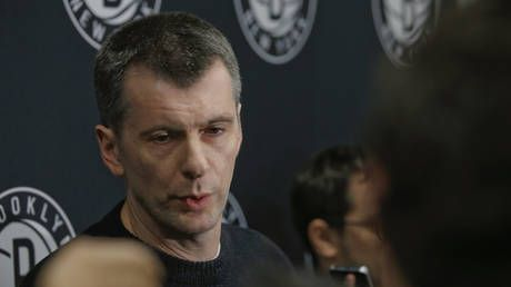Russian billionaire Prokhorov to sell Brooklyn Nets to owner of Alibaba
