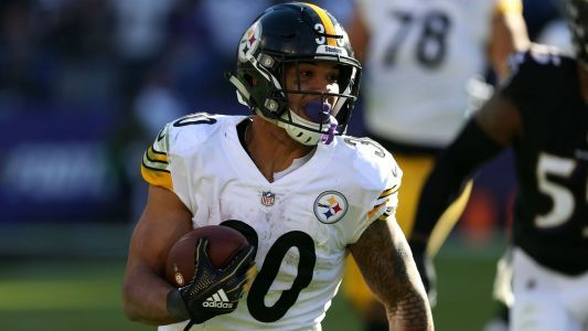 James Conner injury update: Steelers RB reportedly has 'realistic chance' to play vs. Bengals