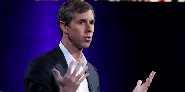 Republicans are hammering Beto O'Rourke for saying he would tear down Trump's border wall