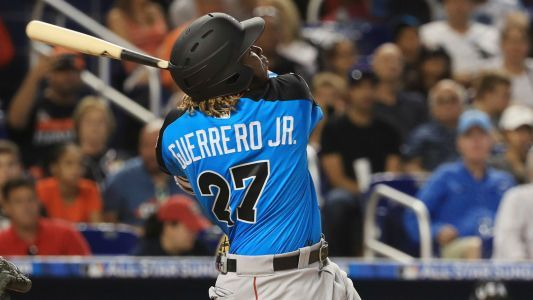 Blue Jays prospect Vladimir Guerrero Jr. said he will start next season: 'I believe I am ready'
