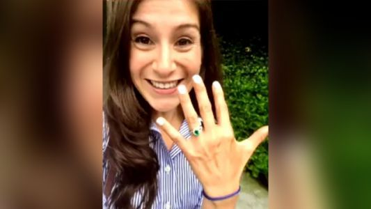 Police: Jogger stabbed to death in 'random' attack one week after getting engaged
