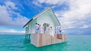 Have It All with a Four Seasons resorts Maldives destination wedding