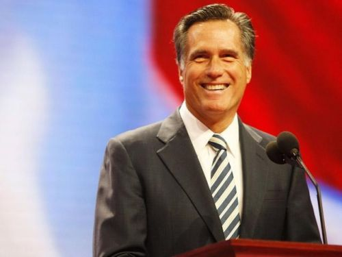 Former Republican presidential candidate Romney to run for Senate: source