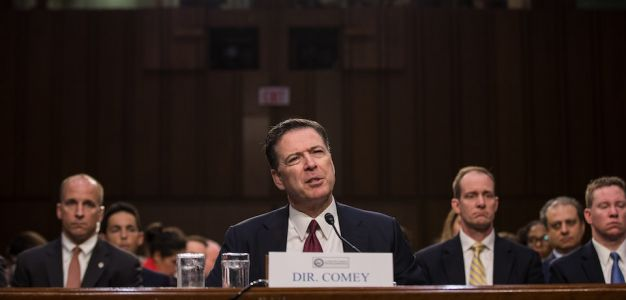 The Trump Team's Accusations About Comey Are Prototypical Abuses of Power