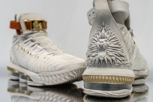 The HFR x Nike LeBron 16 Is Fit for a Queen