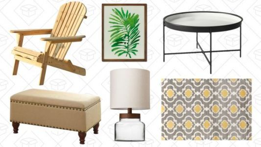 Today's A Great Day To Redecorate With Two Giant Home Decor Sales