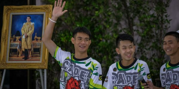 The Thai soccer team cave rescue may also be a big political win for the country's military junta