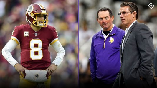 NFL free agency: Kirk Cousins a risk worth taking for Vikings, Rick Spielman