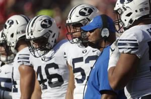 BYU showing toughness amid rugged early schedule