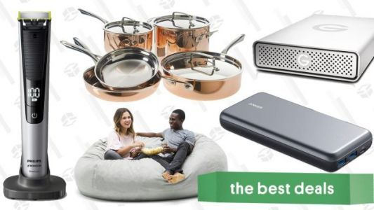 Wednesday's Best Deals: SanDisk, Cuisinart Cookware, Eddie Bauer, and More