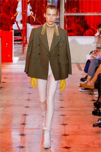 Maison Margiela Debuts Artisanal Collection for Spring '19 Show