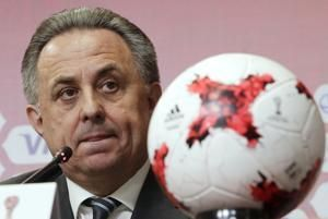 Mutko returns to Russian soccer body after stepping aside