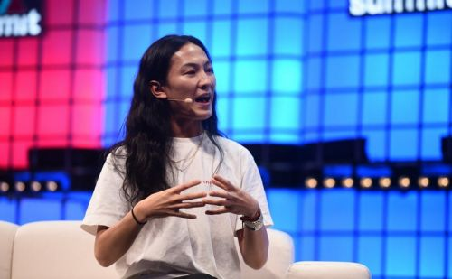 Web Summit 2018: Alexander Wang in search of a virtual muse