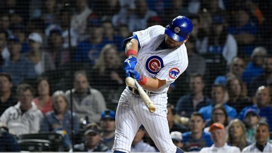 MLB wrap: Cubs top Reds for fifth straight win