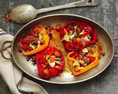 6 Ways To Cook With Roasted Red Peppers Tonight