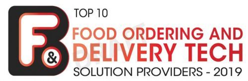 Waitbusters Awarded as One of the Top 10 Food Ordering and Delivery Tech Solution Providers by Food and Beverage Tech Review for 2019