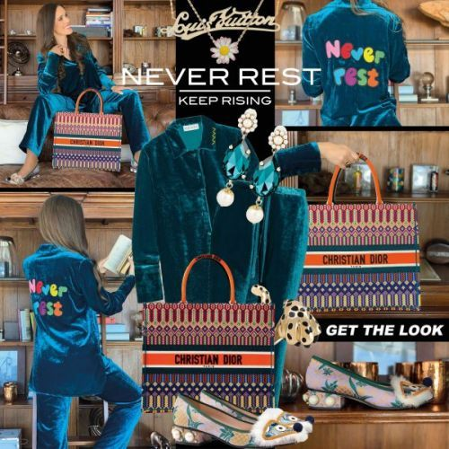 My Look: Never Rest