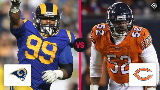 Rams vs. Bears: Score, live updates, highlights from Sunday night game in Chicago