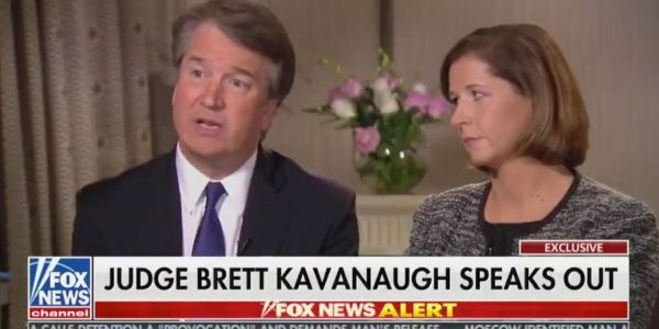 Brett Kavanaugh's Yale classmate claims Kavanaugh told different story about virginity in college than in Fox News interview
