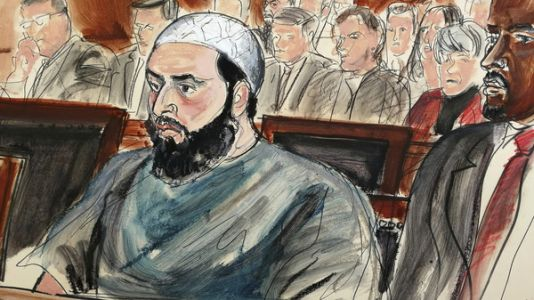 Chelsea bomber sentenced to life in prison for terror attack