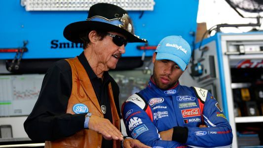 2019 Daytona 500: Bubba Wallace 'living his dream' driving Richard Petty's iconic No. 43