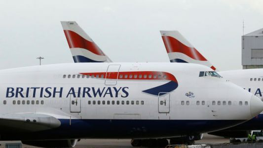 British Airways Flight Goes 525 Miles in the Wrong Direction