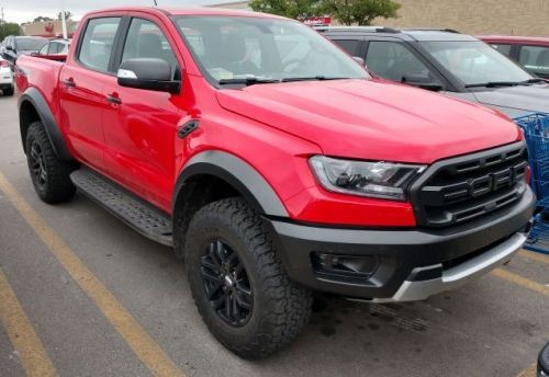 It Is but a Dream If You See a 2019 Ford Ranger Raptor in the U.S