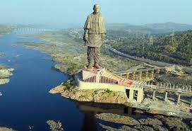 The 'Statue of Unity' to have a new ferry in construction!