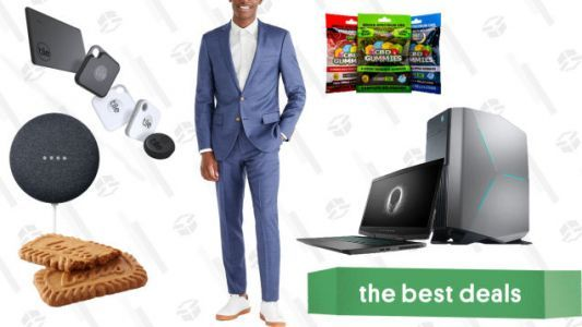 Saturday's Best Deals: Alienware Gaming PCs, Tile Key Finder Bundles, J. Crew Office-Ready Styles, and More