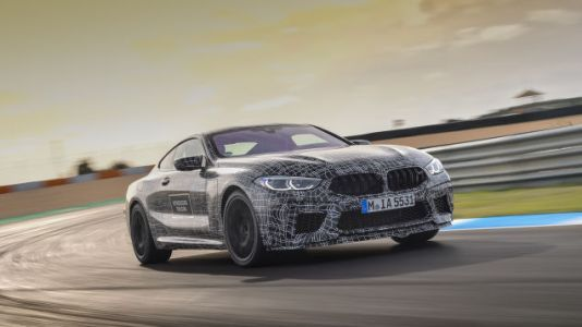 The Upcoming BMW M8 Could Have Over 600 HP