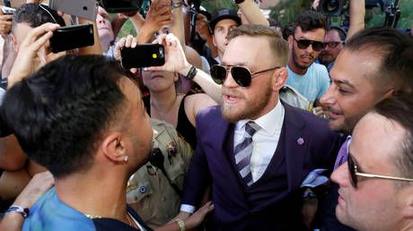 'I'd hospitalize him & send him home broke!' Malignaggi challenges Conor to 'winner takes all' bout