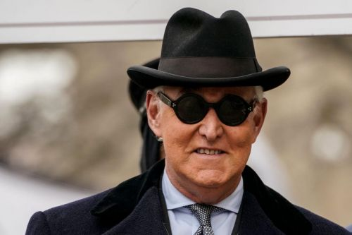 Feds hit Roger Stone with $2 million tax suit