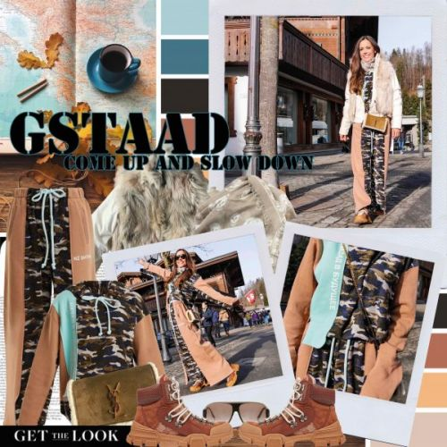 My Look: Gstaad, Come Up and Slow Down