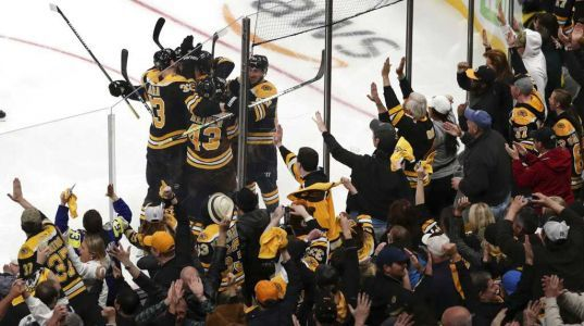 NHL holding Boston concert, viewing party before Stanley Cup Game 1