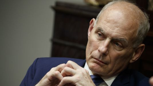 Chief Of Staff John Kelly To Leave At The End Of The Year
