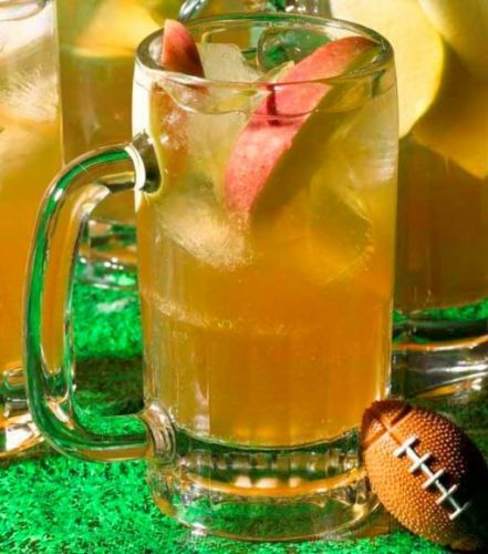 What I'm Drinking: Football Punch