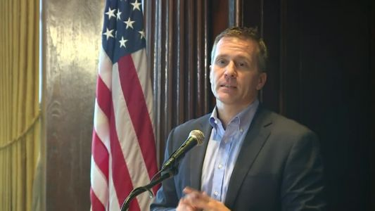 New Indictment Filed Against Missouri Governor Eric Greitens