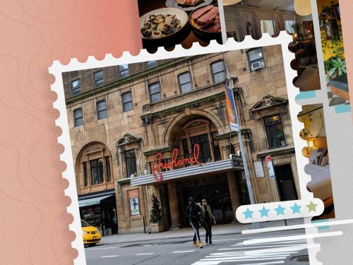 Hotel review: We stayed at the hip Freehand New York - you'll love the artsy decor, affordable price, and great location