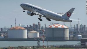 Japan Airlines pilot failed breadth test minutes before take off