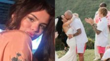 Justin Bieber Brought Selena Gomez To Jamaica For His Dad's Wedding