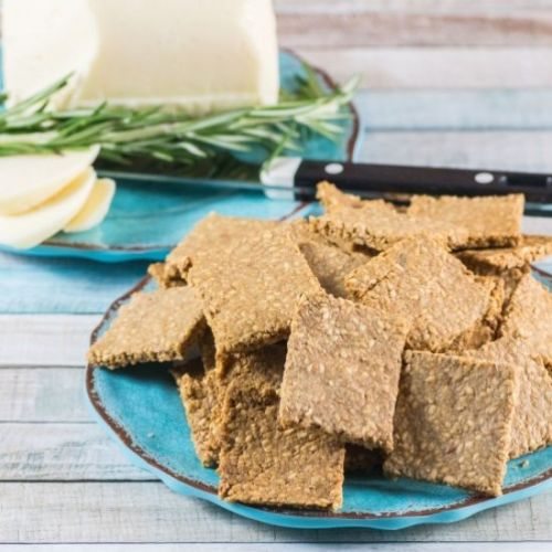 Gluten Free Crackers Recipe