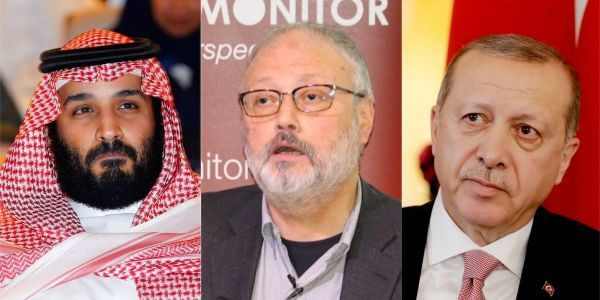 Erdogan says Saudis at 'highest levels' ordered Khashoggi's killing and calls for cooperation, but critics say he's part of the problem