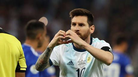 Messi making a difference: Footballer's restaurant in hometown Rosario giving free meals to homeless
